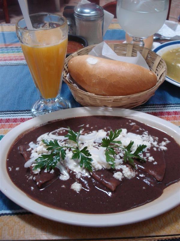 Oaxaca_Frijolada