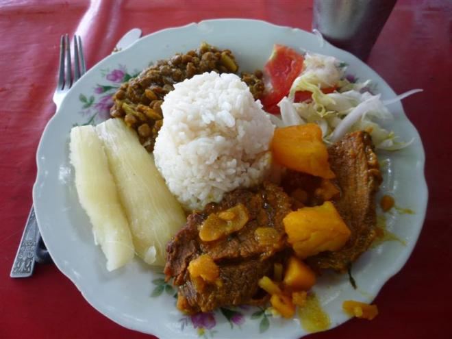 Aracataca_Food
